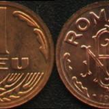 Monedă 1 leu 1992 - Moneda Romania