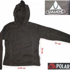 Bluza polar  Vaude, Polartec, dama, marimea 38