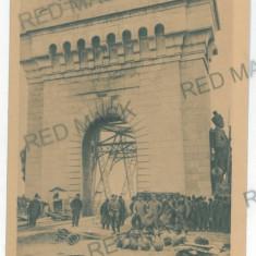 253 - Dobrogea, CERNAVODA, Bridge - old postcard - unused - Carte Postala Dobrogea 1904-1918, Necirculata, Printata