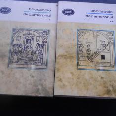 DECAMERONUL - BOCCACCIO 2 VOL - Carte de aventura