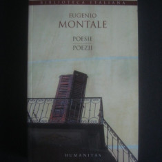 Eugenio Montale - Poezii - Carte poezie, Humanitas