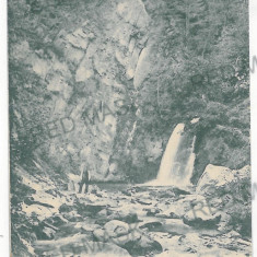 2315 - Litho, HERCULANE, Mehadia waterfall - old postcard - used - 1903 - Carte Postala Banat pana la 1904, Circulata, Printata