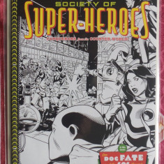 Multiversity: Society of Super-Heroes Variant Cover, Benzi desenate DC Comics - Reviste benzi desenate