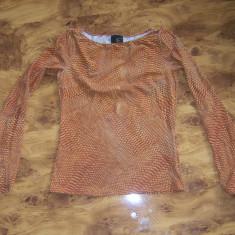 Bluza JUST CAVALLI marimea S/M MEGAPRET - Bluza dama, Culoare: Din imagine, Maneca lunga
