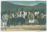 1225 - ETHNIC, Maramures - old postcard - used - 1916