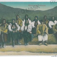 1225 - Maramures, ETHNIC - old postcard - used - 1916 - Carte Postala Maramures 1904-1918, Circulata, Printata
