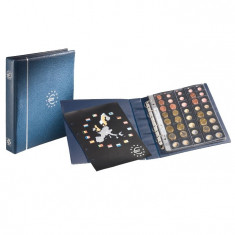 Album EURO Optima pentru euro monede serie avec 5 file - album clasor