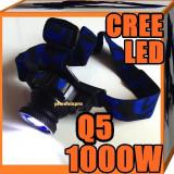 LANTERNA FRONTALA CREE LED Q5 1000W