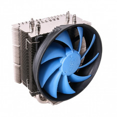Racire silent Cooler Tower Deepcool Heatpipes Amd FM1 FM2 Fm2+ AM3 AM3+ Am2 Am2+ - Cooler PC Deepcool, Pentru procesoare