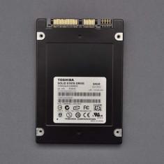 SSD Toshiba 64GB 2.5 inch SATA2 pentru laptop/desktop THNS064GE4BBDC