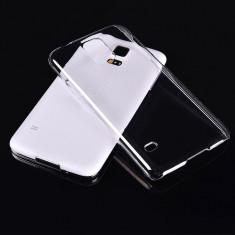 Husa Samsung Galaxy S5 Transparenta - Husa Telefon Samsung, Plastic, Fara snur, Carcasa