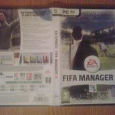 FIFA Manager 10 - Joc PC (GameLand) - Jocuri PC Electronic Arts, Sporturi, 3+, Single player