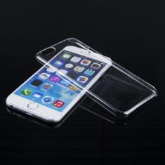 Husa iPhone 6 6S Transparenta - Husa Telefon Apple, Plastic, Fara snur, Carcasa