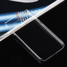 Husa Samsung Galaxy S6 Edge Transparenta - Husa Telefon Samsung, Plastic, Fara snur, Carcasa