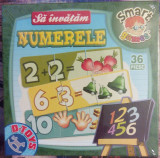 Joc Sa invatam numerele, D-Toys, Smart games, 6-8 ani, Unisex