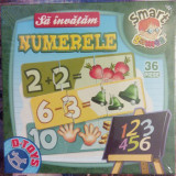 Joc Sa invatam numerele, D-Toys, Smart games - Jocuri Logica si inteligenta, 6-8 ani, Unisex