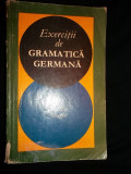 Exercitii de gramatica germana -Basilius Abager