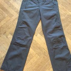 Pantaloni casual de dama ADIDAS - Pantaloni dama Adidas, Marime: Alta, Culoare: Din imagine, Lungi, Bumbac