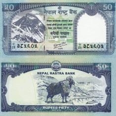 NEPAL 50 rupees 2012 UNC!!! - bancnota asia