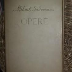 Sadoveanu OPERE VOL. 8 - Roman, Anul publicarii: 1957