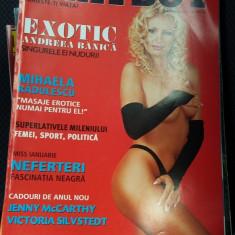 REVISTA PLAYBOY, COLECTIE 34 BUCATI, IMPECABILE !!! - Reviste XXX