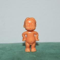 Figurina plastic copilas nud din desene animate, miniatura, 4cm - Figurina Desene animate