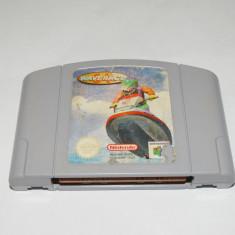 Joc consola Nintendo 64 N64 - Wave Race 64 Altele, Actiune, Toate varstele, Single player