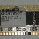 KINGMAX 512MB DDR-400, 512 MB, 400 mhz