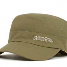 Best Price 187 - Sapca Kangol Ripstop Army Green (Masura : S/M si L/XL) - Sapca Dama
