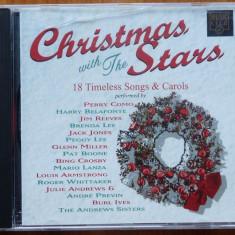 CD cu 18 melodii pentru sarbatorile de iarna in interpretari celebre, Londra - Muzica Sarbatori