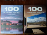 100 contemporary architects (2 vol.) / TASCHEN (albume arhitectura)
