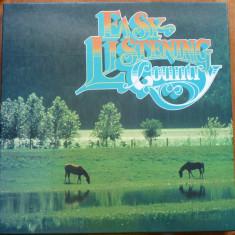 Muzica Country, piese celebre, 8 discuri Reader´s Digest, 1982, VINIL
