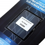 Ecran de protectie pentru LCD Nikon D3200, sticla optica Fotga pt. Nikon D3200