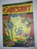 Revista benzi desenate DESANT Nr. 2 (cu urme de uzura)