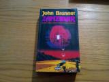ZANZIBAR - John Brunner - 1995, 509 p., John Brunner