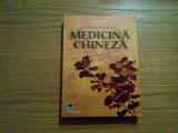 DICTIONAR DE MEDICINA CHINEZA - Hiria Ottino - Larousse, 2005, 352 p.