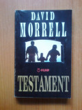 n6 David Morrell - Testament