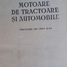 MOTOARE DE TRACTOARE SI AUTOMOBILE