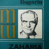Zaharia Stancu -Voicu Bugariu, 1974 - Biografie