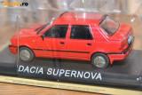 Macheta Dacia Supernova - Masini de legenda scara 1:43