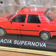 Macheta Dacia Supernova - Masini de legenda scara 1:43 - Macheta auto