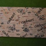 Punguta plic de hartie pentru cadouri, vechi, vintage, anii '80, de la Romarta