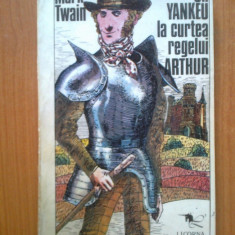 k3 Un Yankeu La Curtea Regelui Arthur - Mark Twain