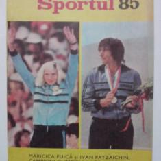 Almanahul Sportul 85 / R6P1F