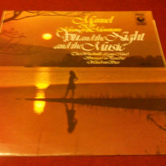 *** DISC VINIL MANUEL - YOU AND THE NIGHT AND THE MUSIC - Muzica Ambientala