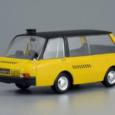 Macheta VNIITE PT - Taxi  scara 1:43