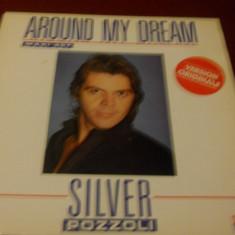 *** DISC VINIL SILVER POZZOLI - AROUND MY DREAM - Muzica Dance