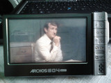 MEDIA PLAYER ARCHOS 604 WIFI FUNCTIONAL