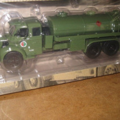Macheta camion BERLIET GLM 10 FRANCE 1957  scara 1:43