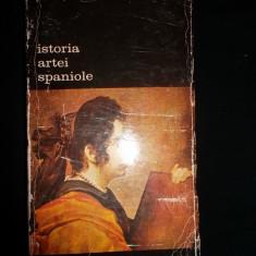 J.A.GAYA NUNO, Istoria artei spaniole - Carte Istoria artei